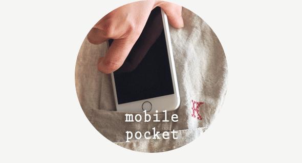 mobile pocket